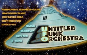 UFO: Untitled Funk Orchestra